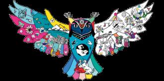 Logo animal Totem de la chouette du site de Morgan Le Ruyet, Conscience et Créativité.