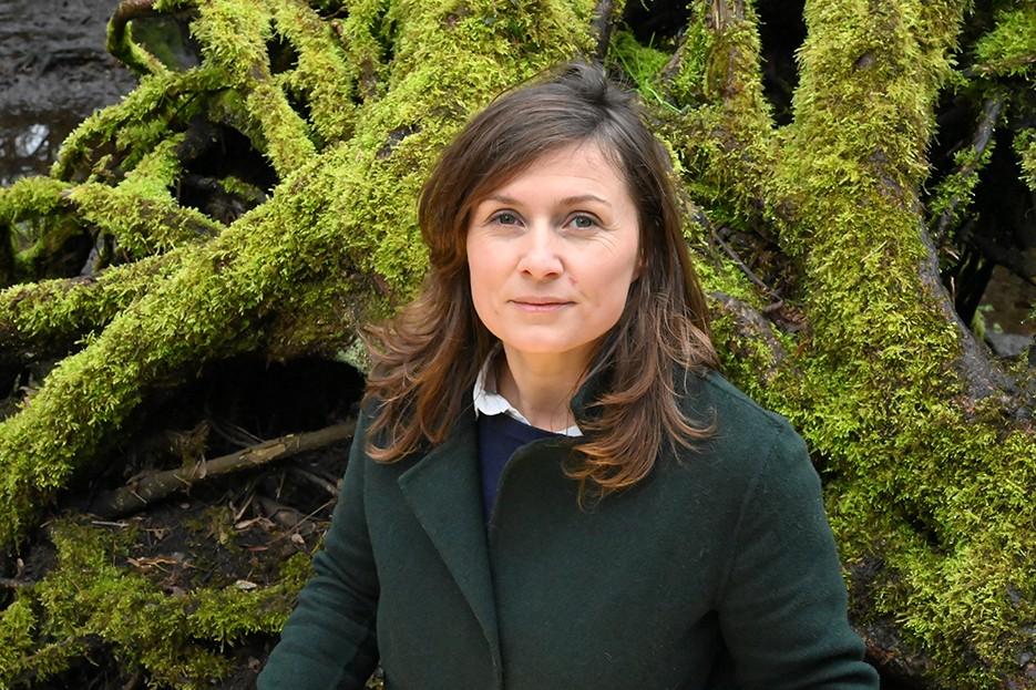 Portrait couleurs de Morgan Le Ruyet pour son site internet conscience et créativité.